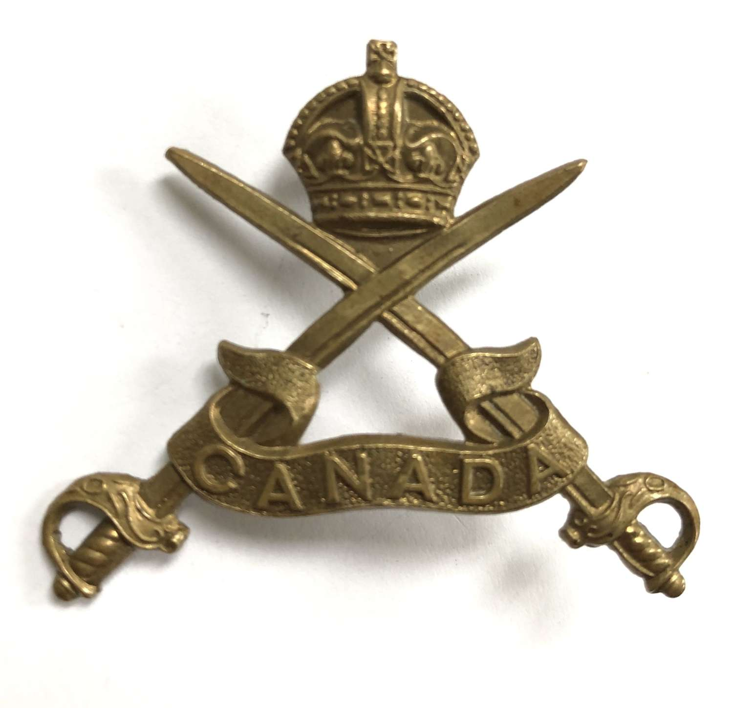 Canadian WW1 Physical Instructers cap badge by Tiptaft