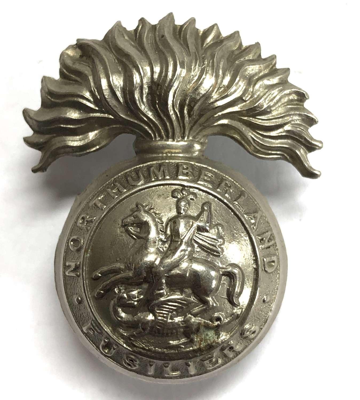1st VB Northumberland Fusiliers cap badge circa 1903-08