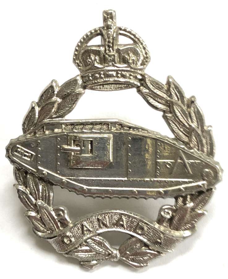Canadian Armoured Fighting Vehicle Training Centre badge