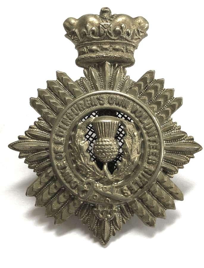 South Africa. Duke of Edinburgh's Own Volunteer Rifles cap badge