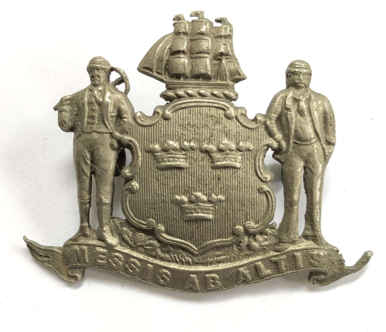 Tynemouth Borough Police pre 1935 kepi/cap badge