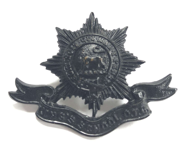 King's School, Worcester OTC cap badge