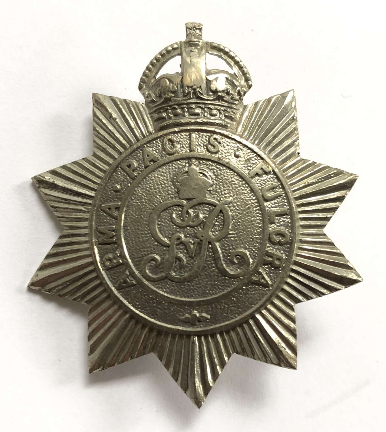 North Somerset Yeomanry NCO's arm badge