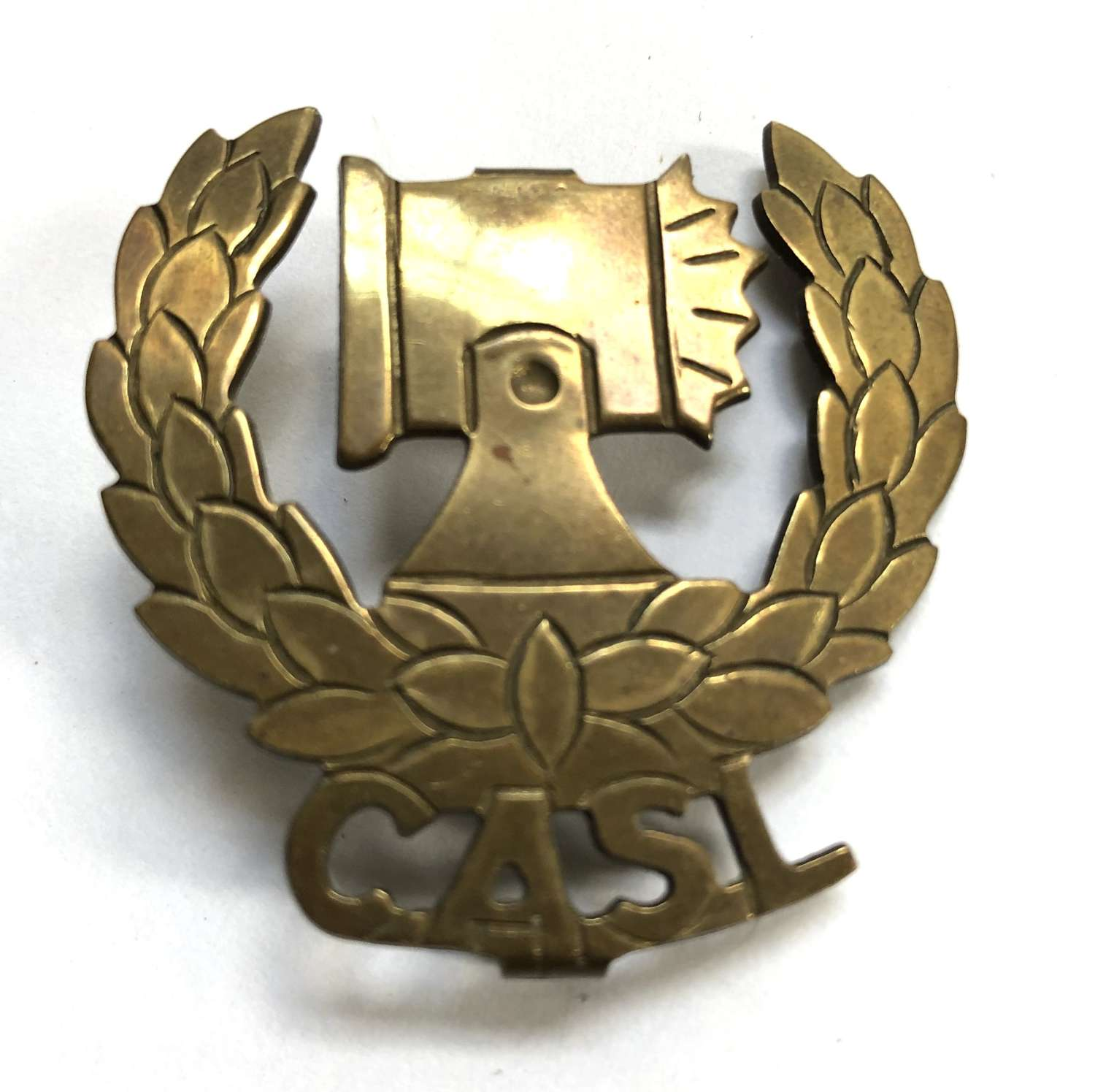 South Africa. Cape Artillery and Searchlight arm badge circa 1931-33