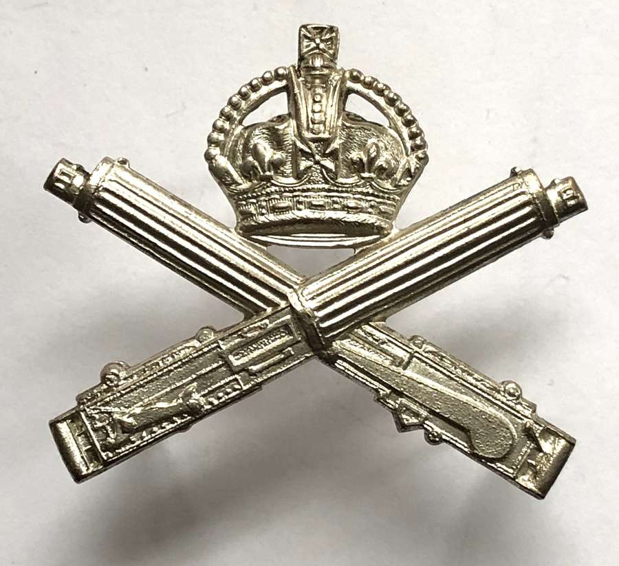 Machine Gun Corps WW1 Officer's cap badge