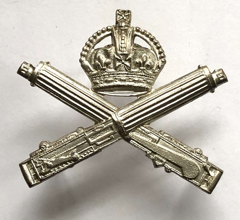 Machine Gun Corps WW1 Officer's cap badge