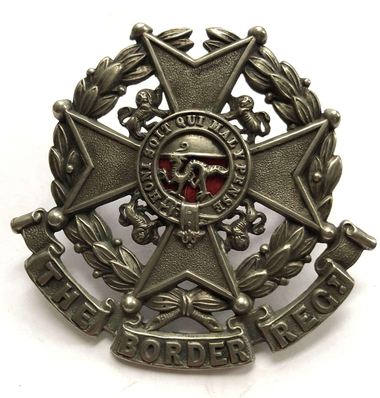 Border Regiment Militia Battalions 1883-1908 helmet plate centre