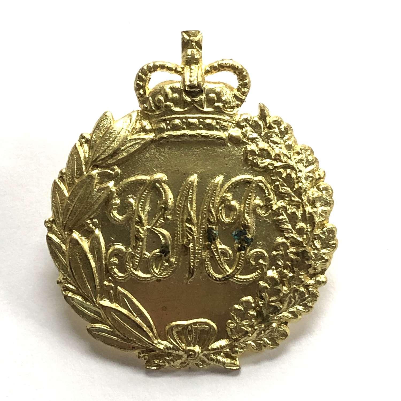 Basutoland Mounted Police cap badge circa 1953-66