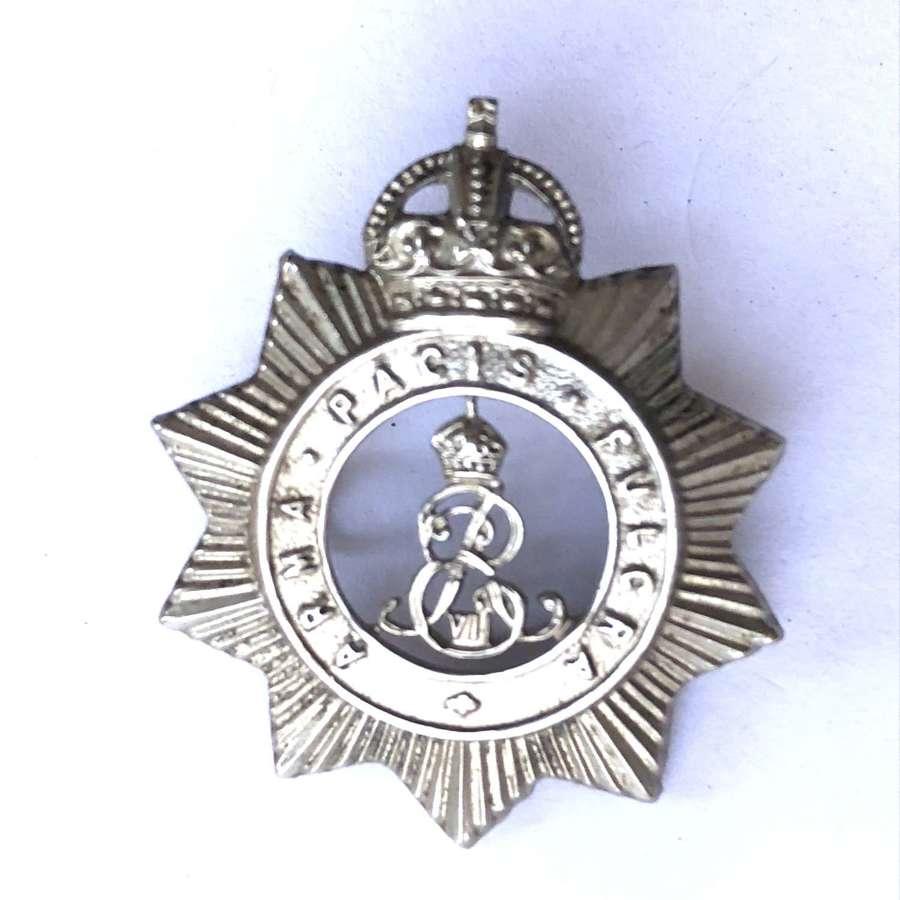 North Somerset Yeomanry EdVII cap badge circa 1908-10