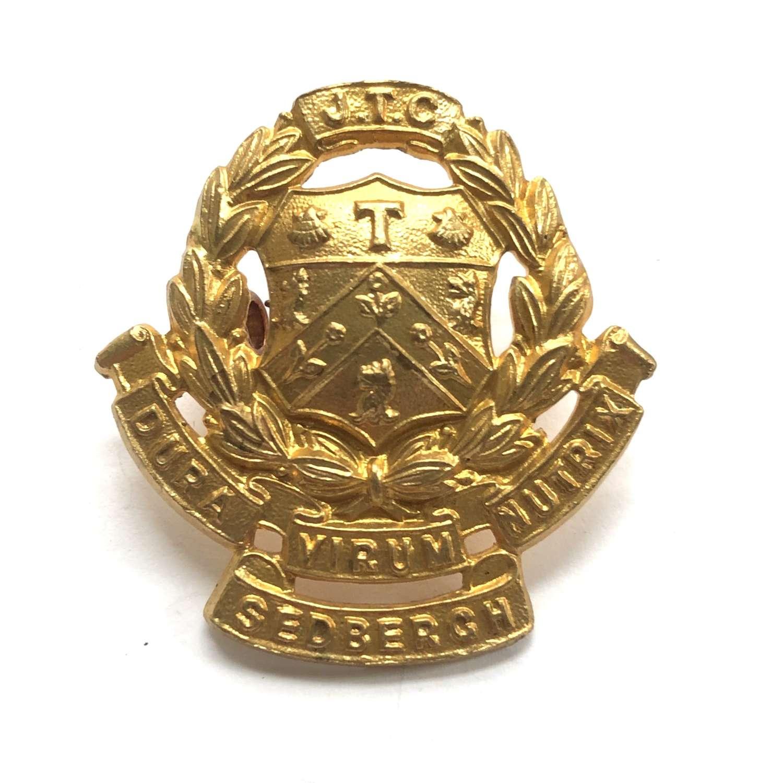 Sedberg School JTC Kent cap badge circa 1940-48