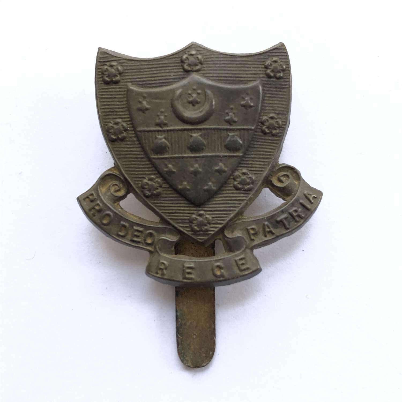 Woodbridge School OTC, Suffolk cap badge