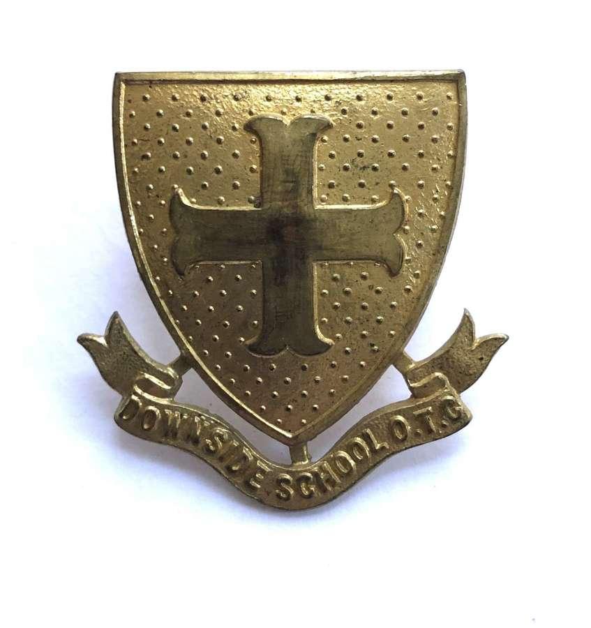 Downside School OTC, Bath 1st pattern cap badge