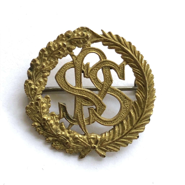 Sudan Public Service cap badge