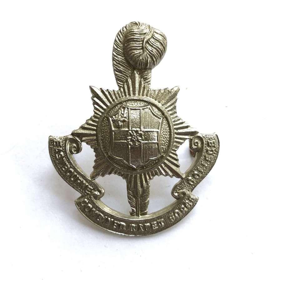 Eastbourne College CCF Sussex cap badge