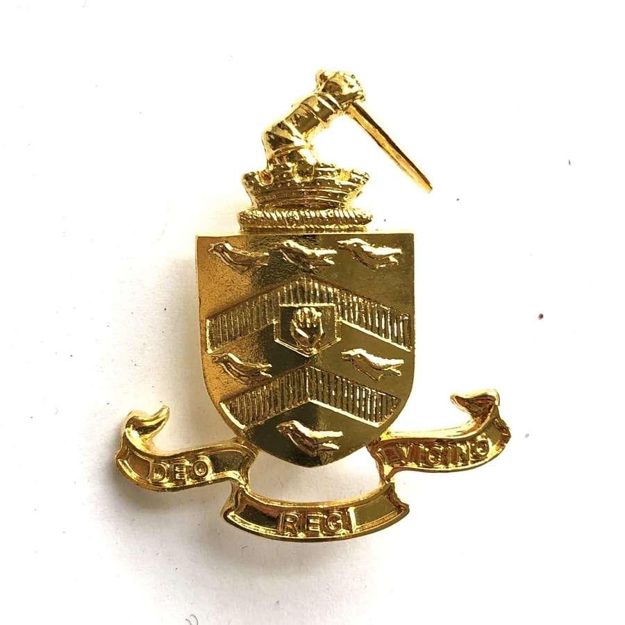 Bromsgrove School, Worcestershire CCF cap badge