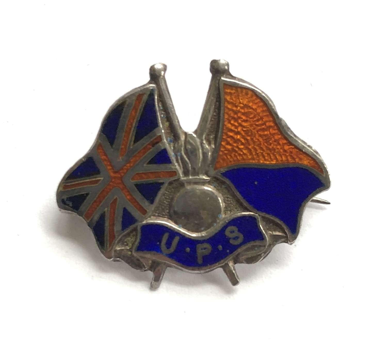 Kitchener's Army University & Public Schools Brigade 1914 badge
