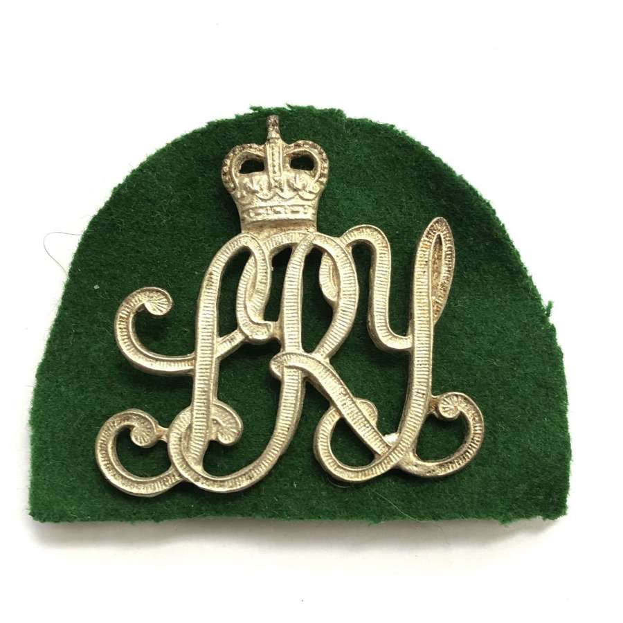 Sherwood Rangers Yeomanry post 1953 NCO's arm badge