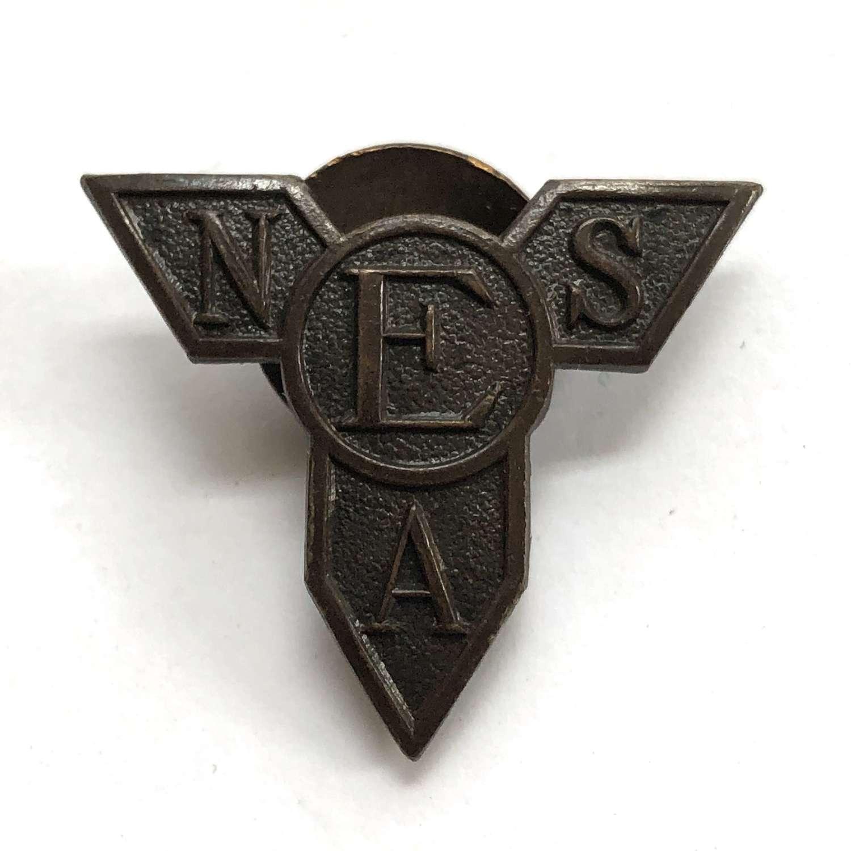 Entertainments National Service Association (ENSA) Artists WW2 badge