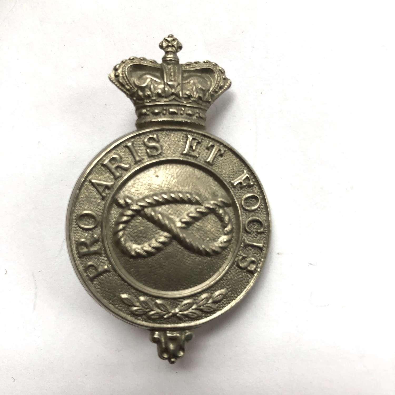 Staffordshire Yeomanry NCO's arm badge