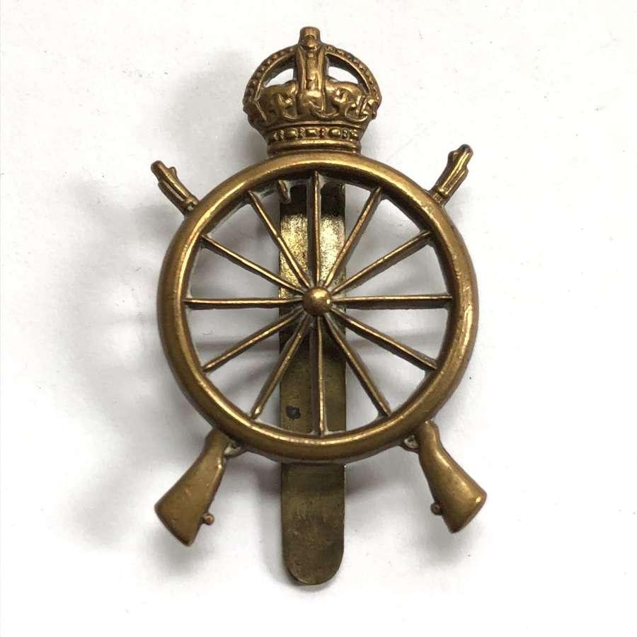 Northern Cyclists cap badge circa 1910-20