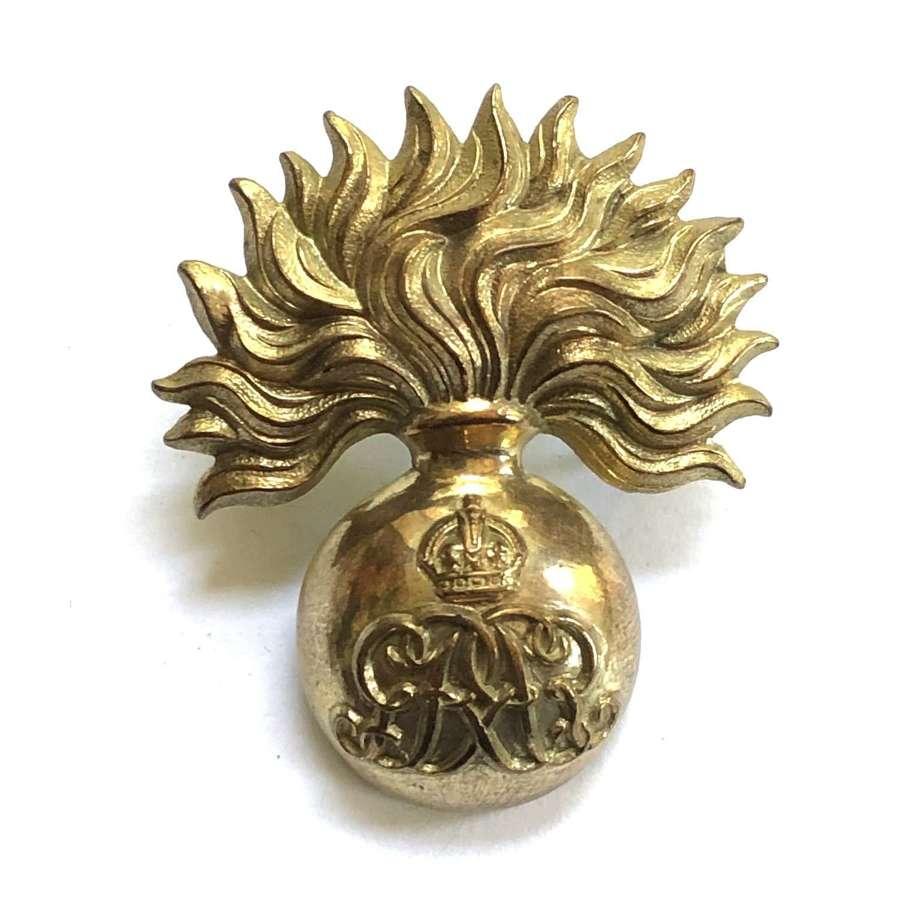 Grenadier Guards GvR Sergeant's cap badge circa 1911-36