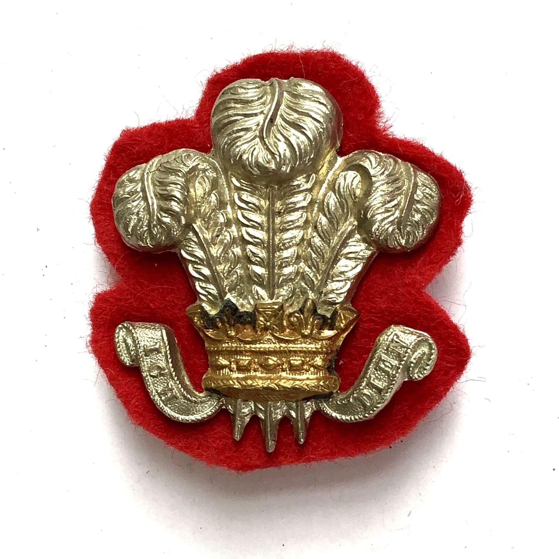 10th Royal Hussars Lance Corporal's arm badge