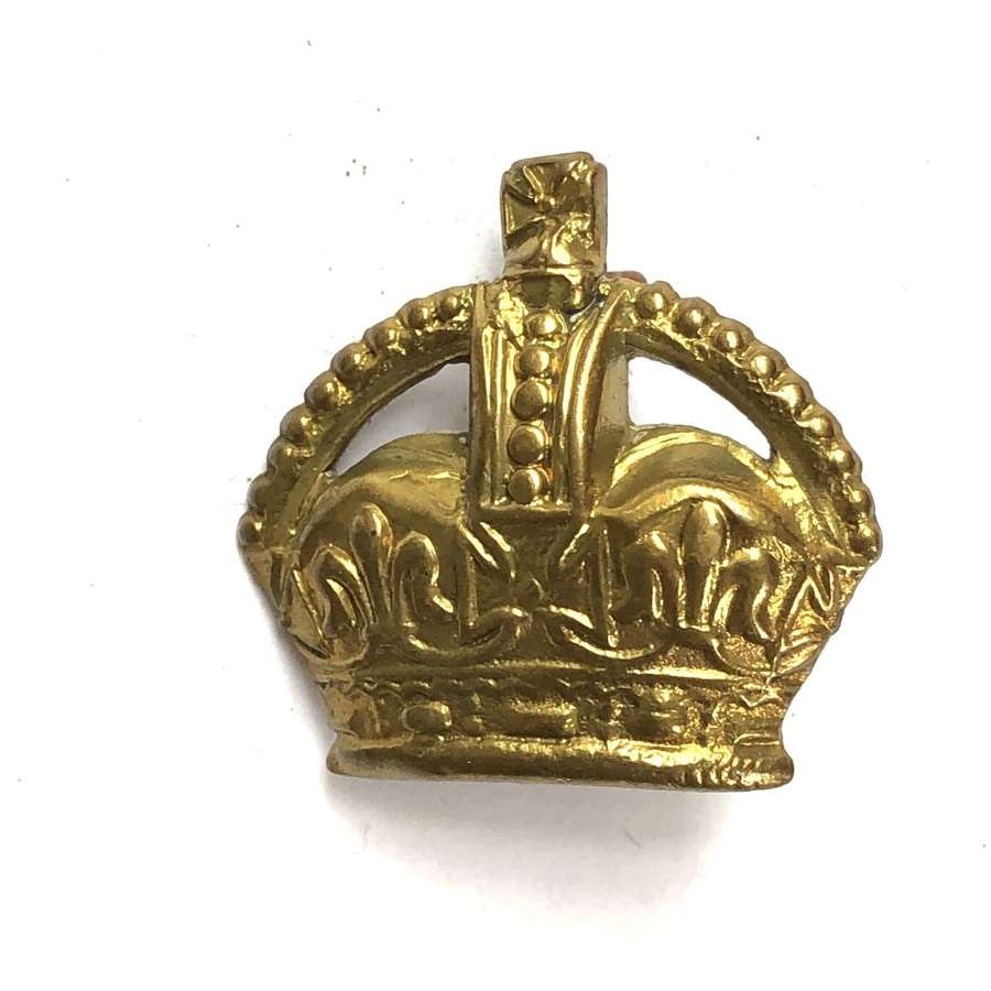 Life Guards Corporal of Horse and Army Staff Sergeant's rank crown