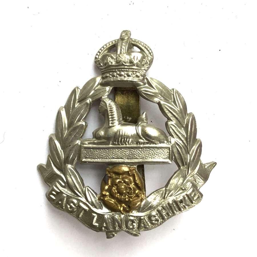 4th & 5th Bns. East Lancashire Regiment WW1 cap badge