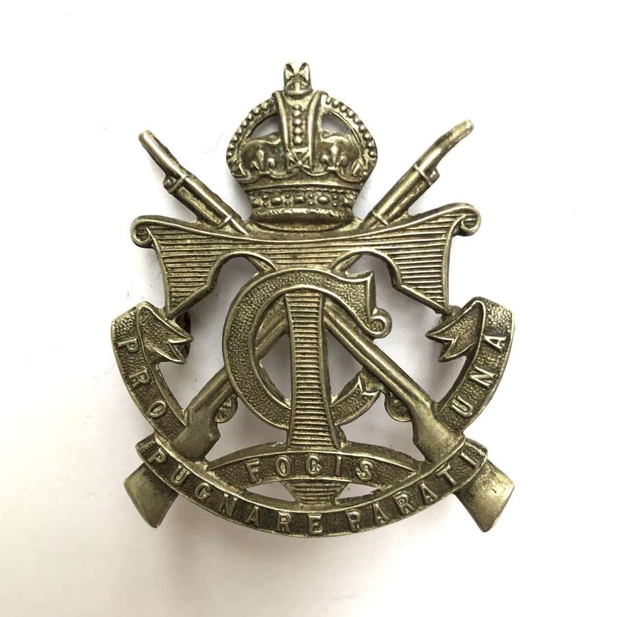 South Africa. Transvaal Cadets cap badge