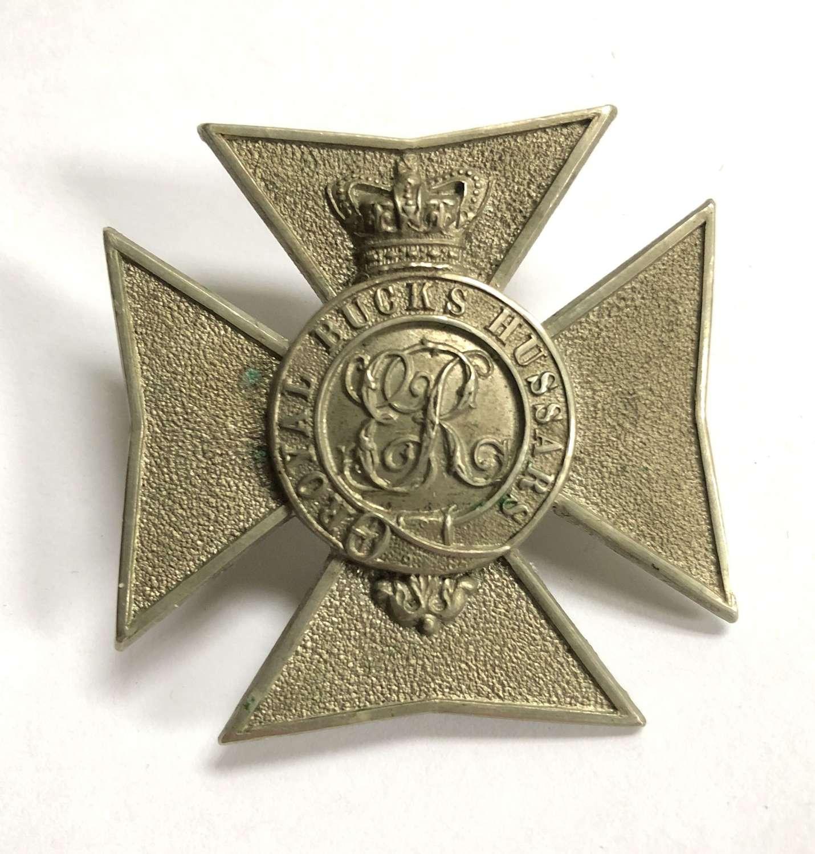 Royal Bucks Hussars Imperial Yeomanry cap badge