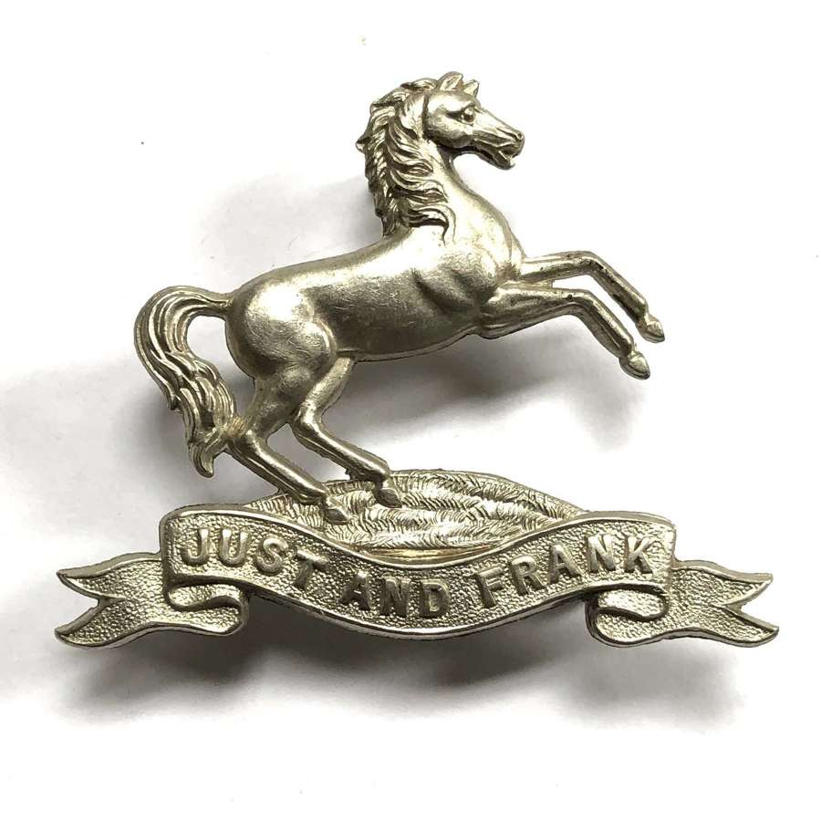 South Africa. Natal Mounted Rifles NCO's arm badge circa 1902-13