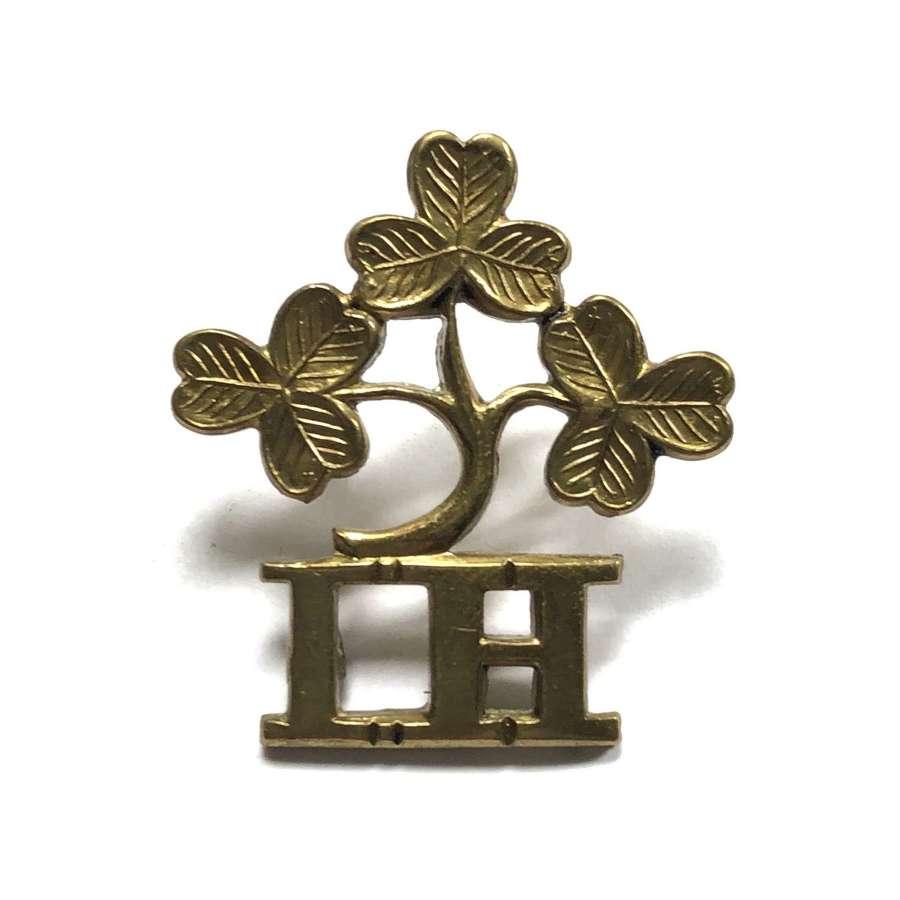 29th Battalion (Irish Horse) Imperial Yeomanry cap badge