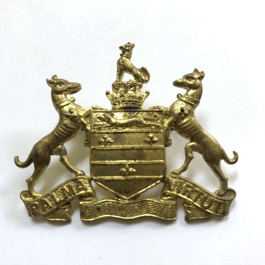 South Africa. Selborne College Cadet Corps cap bade