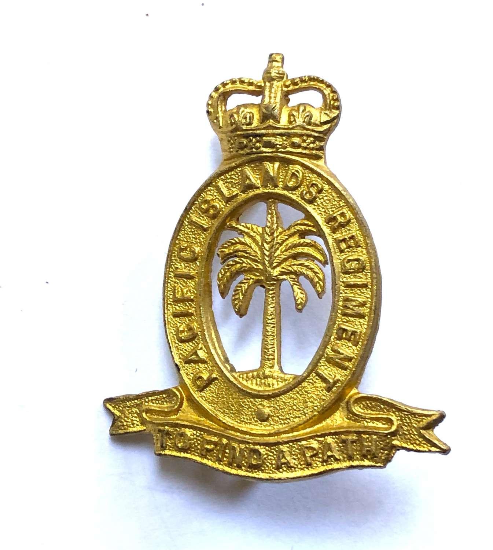 Pacific Islands Regiment cap badge