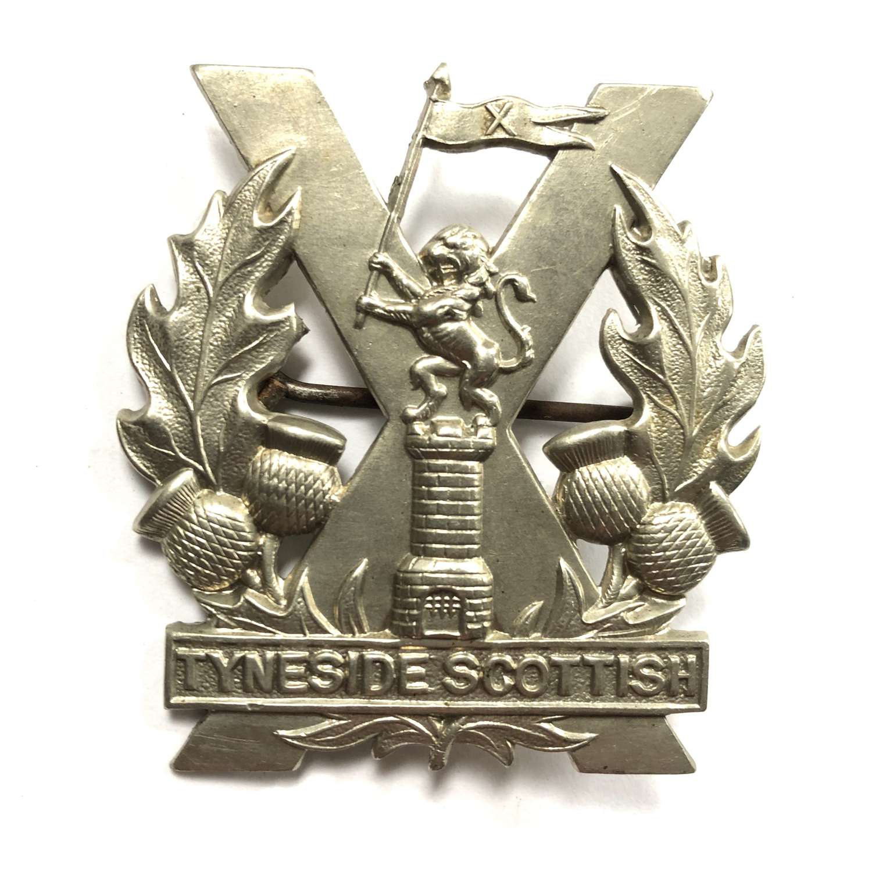 Tyneside Scottish WW1 2nd Pattern glengarry badge