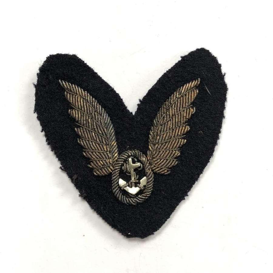 Fleet Air Arm bullion wing