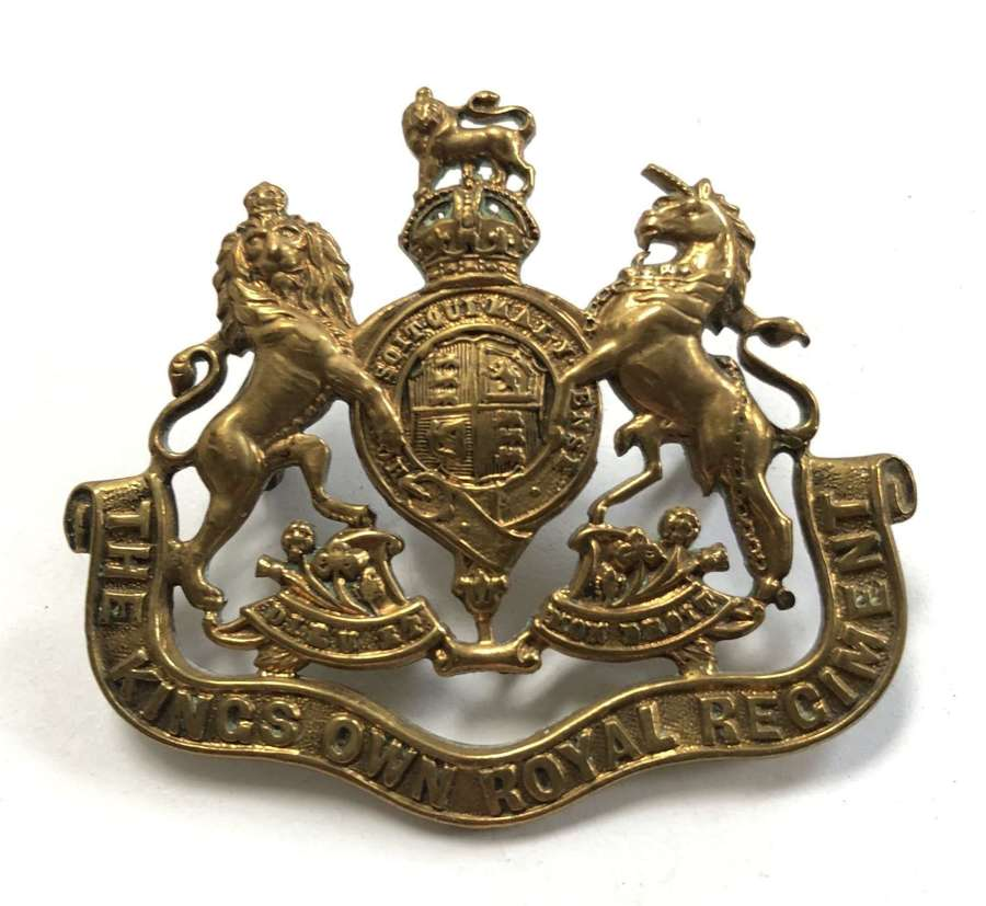 Norfolk Yeomanry NCO's arm badge circa 1905-20